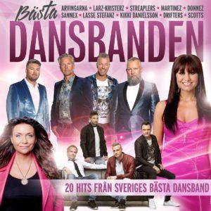Bästa Dansbanden 2019 (CD)