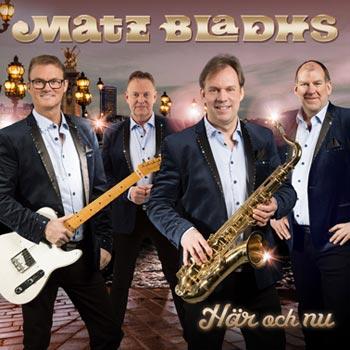 Matz Bladh -Här och nu (CD)