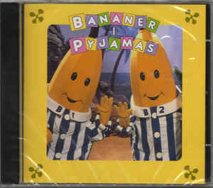 Bananer i pyjamas vol 1 (Gul)(CD)