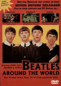Beatles - Around the world (DVD)