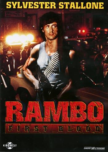 Rambo 1 (DVD)