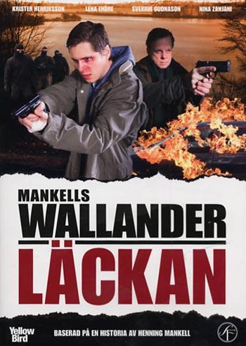 Wallander 20 / Läckan (DVD)