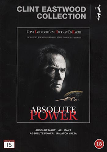 Clint Eastwood / Absolute power(DVD)