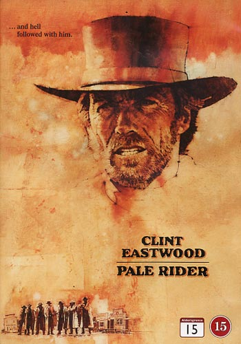 Clint Eastwood / Pale Rider (DVD)