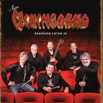 Nya Vikingarna -Kramgoa låtar 30 (CD)