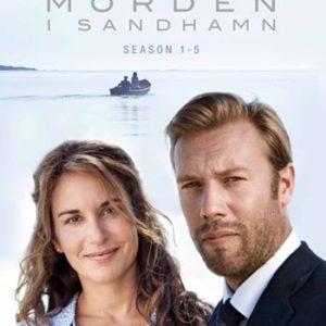 Morden i Sandhamn / Säsong 1-5 Box (5dvd)(DVD)