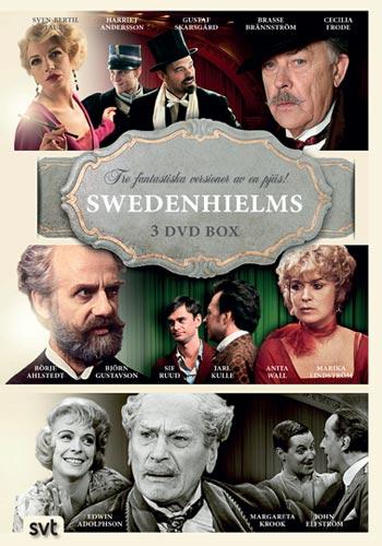 Swedenhielms (3dvd)(DVD)