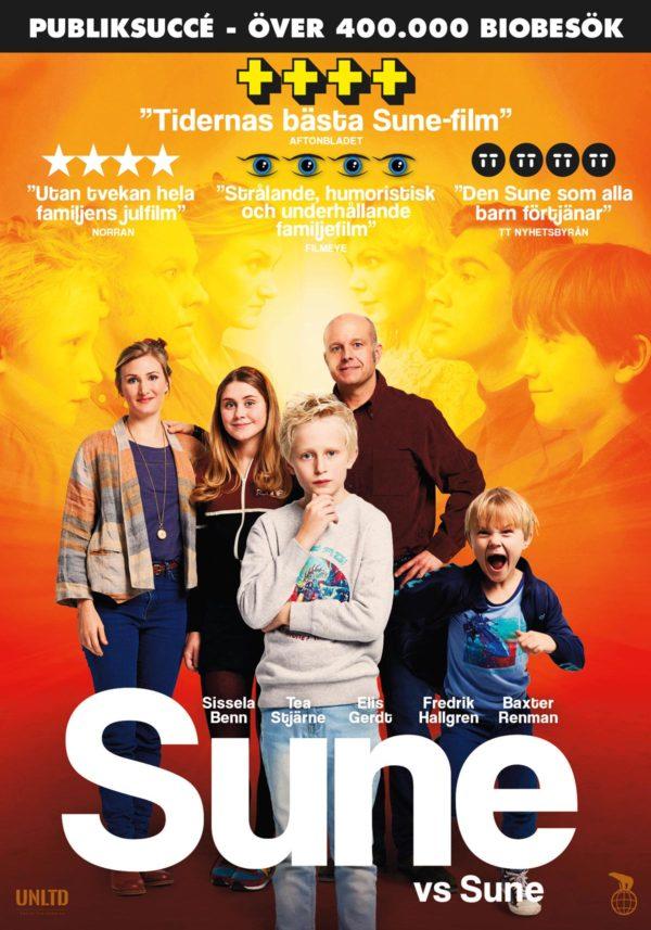 Sune vs Sune (DVD)