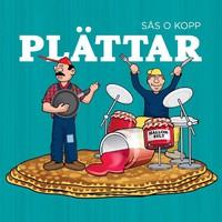 Sås o Kopp - Plättar (CD)