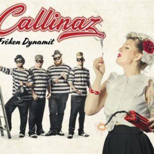 Callinaz -Fröken Dynamit (CD)