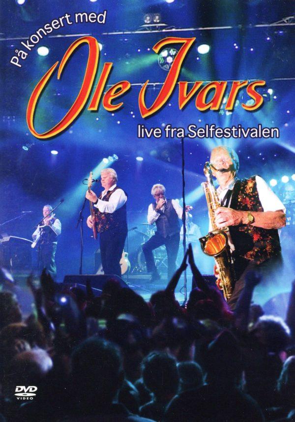 Ole Ivars -På konsert med Ole Ivars (DVD)