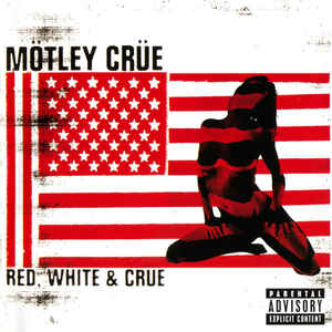 Mötley Crue - Red,white & Crue (2cd)(CD)