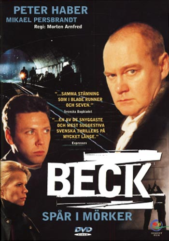 Beck 8 / Spår i mörker (DVD)