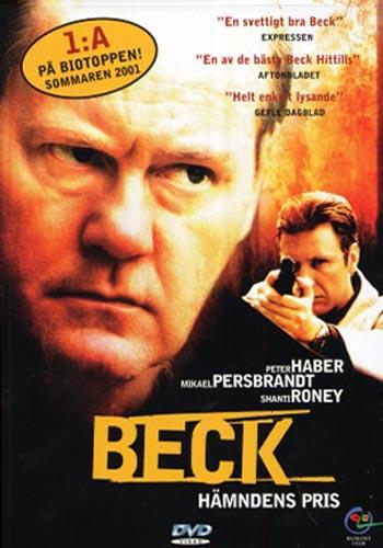 Beck 9 / Hämndens pris (DVD)