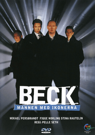 Beck 2 / Mannen med ikonerna (DVD)