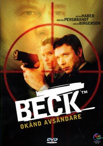 Beck 13 / Okänd  avsändare (DVD)