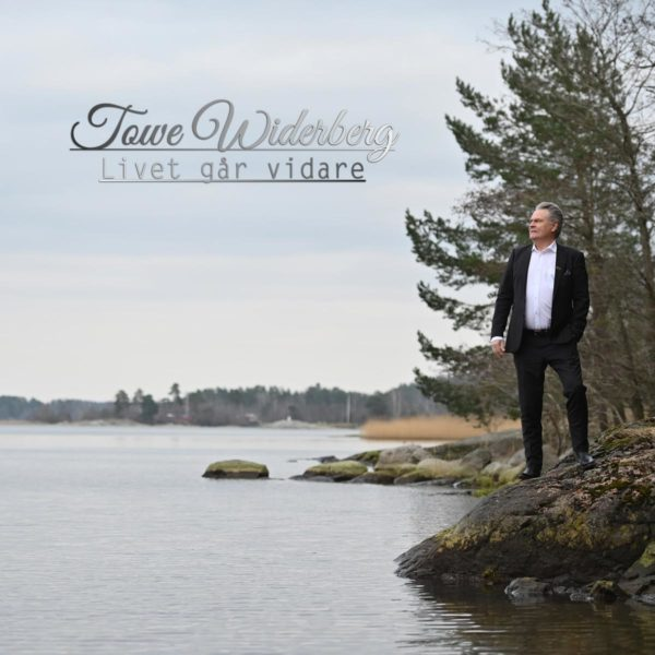 Widerberg Towe -Livet går vidare (CD)