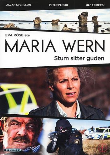 Maria Wern / Stum sitter guden (DVD)
