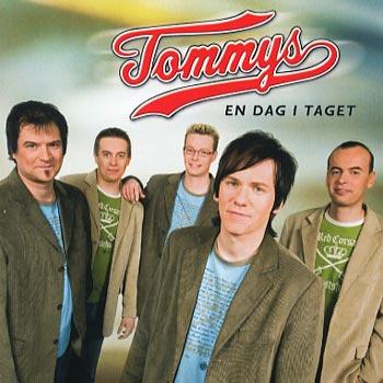 Tommys - En dag i taget (CD)