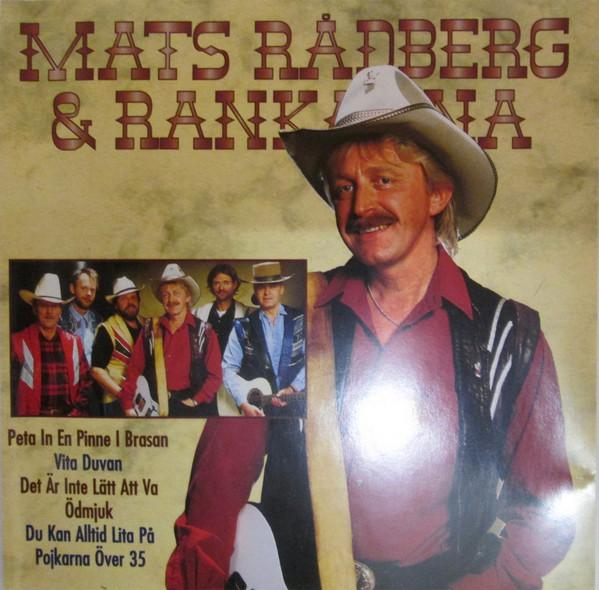Rådberg Mats & Rankarna - Mats Rådberg&Rankarna (CD)