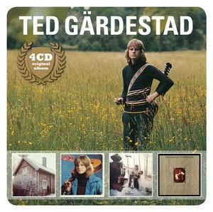 Gärdestad Ted - Original Album Ted Gärdestad(4cd)(CD)