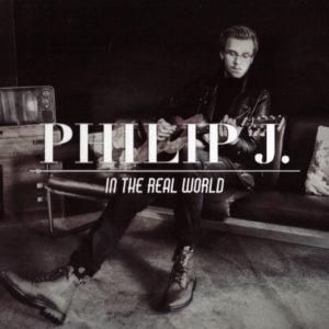 Philip Järvenpää -In The Real World (CD)