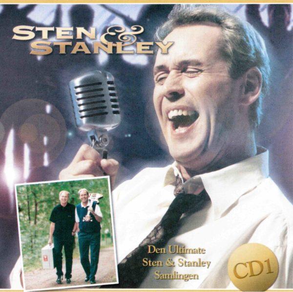 Sten Stanley - Ultimate samlingen 1 (CD)