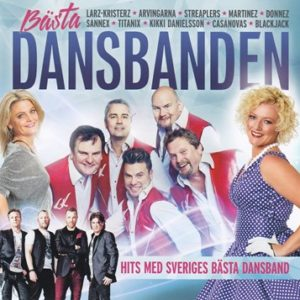 Bästa dansbanden 2018 (CD)