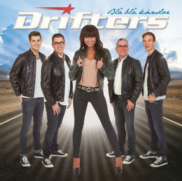 Drifters - Blå blå känslor (CD)