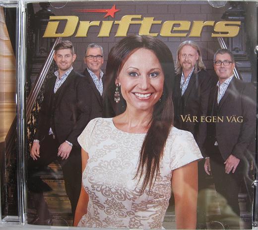 Drifters - Vår egen väg (CD)