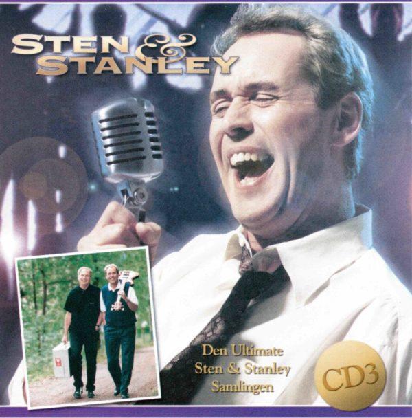 Sten Stanley - Ultimate samlingen 3 (CD)