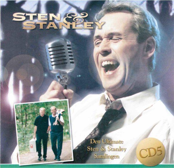 Sten Stanley -Ultimate samlingen 5 (CD)