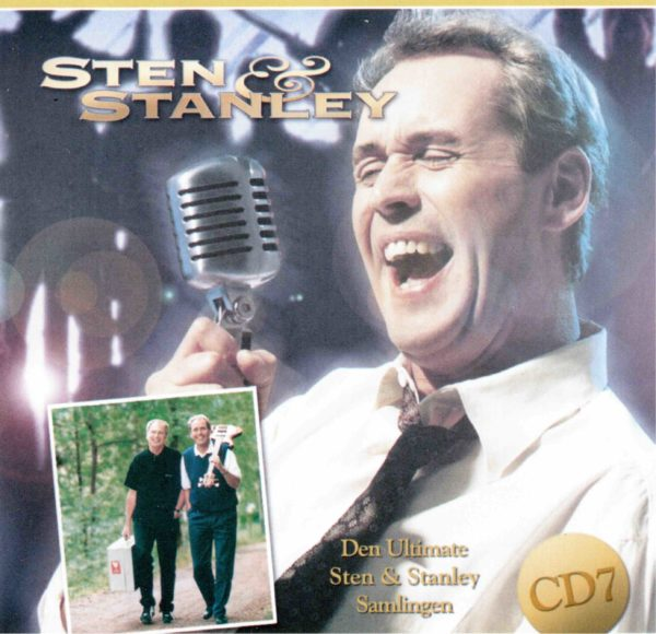 Sten Stanley - Ultimate samlingen 7 (CD)