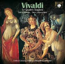 Vivaldi -The Four Seasons (CD)