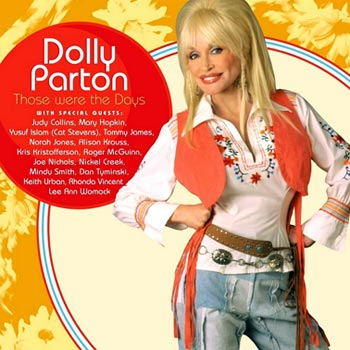 Parton Dolly - Those were the days (CD)