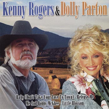 Rogers Kenny & Parton Dolly - Forever gold (CD)