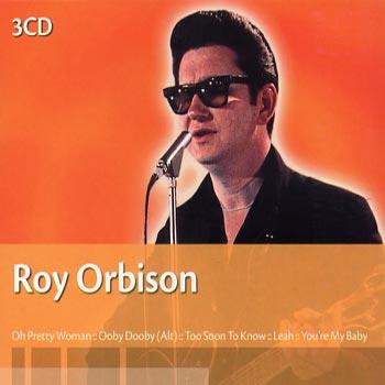 Orbison Roy -Oh pretty woman (Studio+Live) (3cd)(CD)