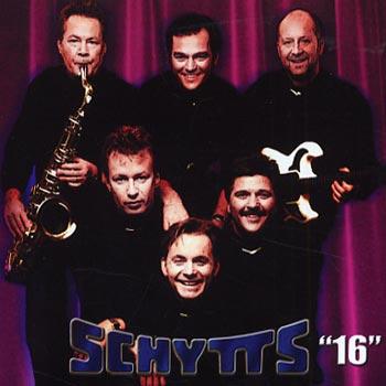 Schytts - 16 (CD)