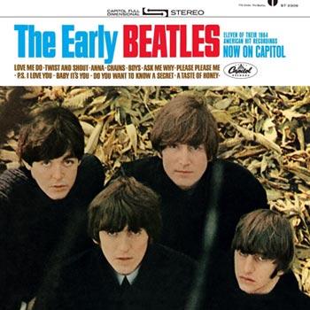 Beatles -Early Beatles 1962-63 (CD)