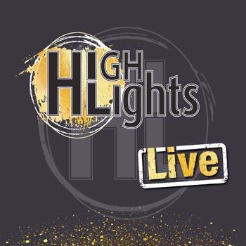Highlights - Live (CD)