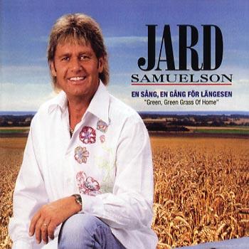 Samuelson Jard - En sång en gång för längesen (CD)