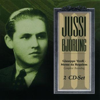 Björling Jussi -Verdi/Messa da requiem (2cd)(CD)