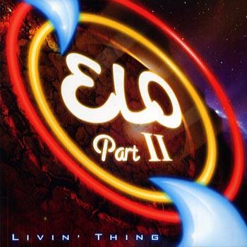 Elo - Livin thing (Live)(CD)