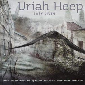 Uriah Heep – Easy livin (CD)