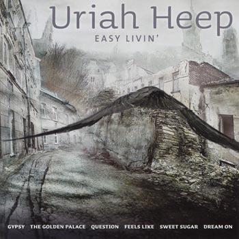 Uriah Heep - Easy livin (CD)