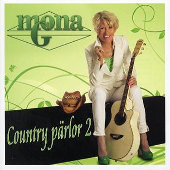Mona G - Country pärlor 2 (CD)