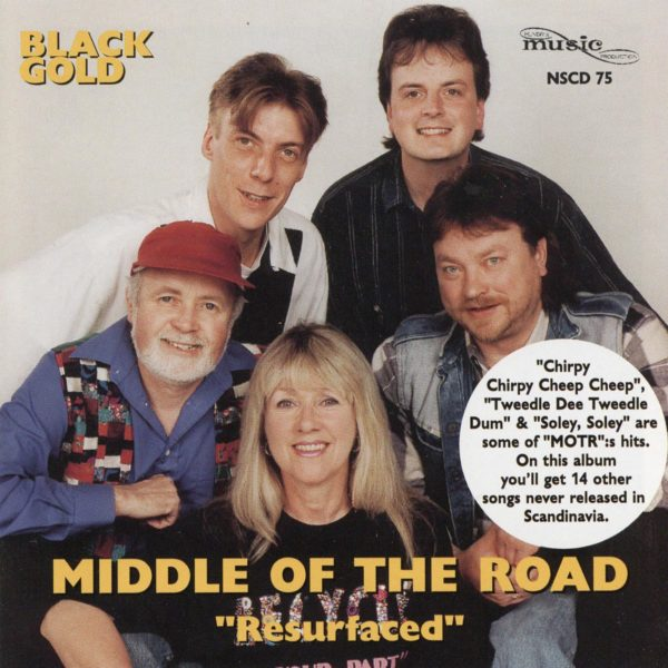 Middle Of The Road -Black gold (CD)