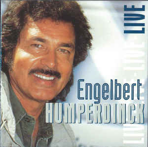 Humperdinck Engelbert - Live The Wonderful Music Of (CD)