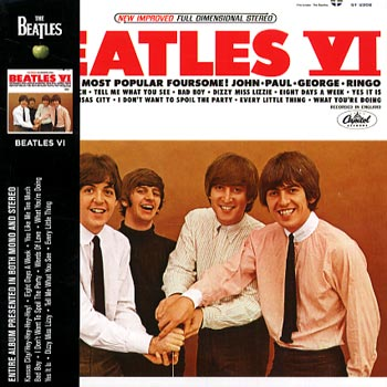 Beatles - VI 1965 (CD)