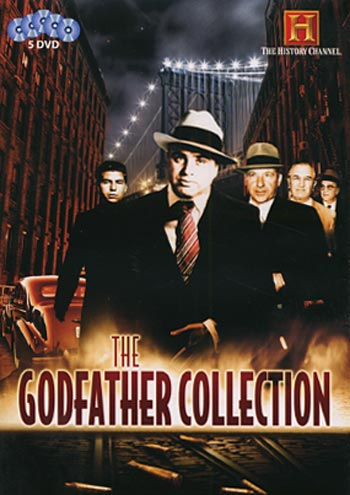 Godfather collection (5dvd)(DVD)